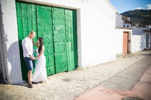 Fotografia y reportaje de prebodas para novios en Malaga, Granada, Cordoba y Jaen